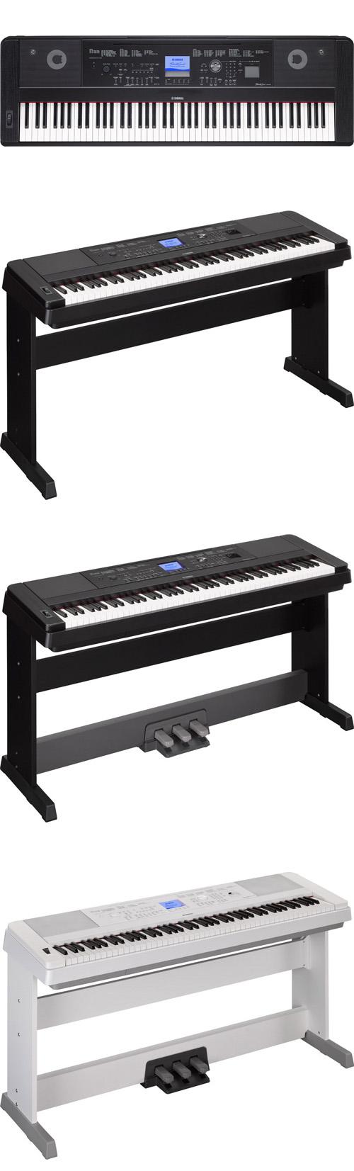 Ofertas en pianos digitales yamaha rinc n musical for Yamaha dgx 660 manual